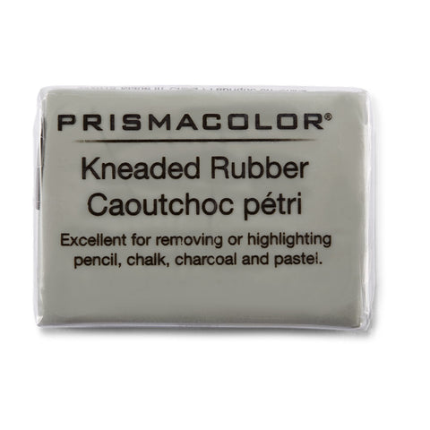 Prismacolor Scholar Kneaded Rubber For Removing or Highlighting , Pencil, Chalk, Charcoal, and Pastel