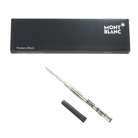 Montblanc Black Ballpoint Refill Medium