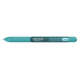 Paper Mate Inkjoy Gel Teal Fine Point 0.5 mm Stick Capped Gel Pen  Paper Mate Gel Ink Pens