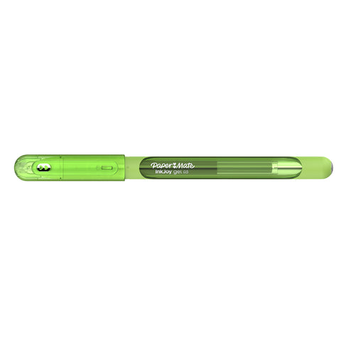 Paper Mate Inkjoy Gel Lime Green Fine Point 0.5 mm Stick Capped Gel Pen  Paper Mate Gel Ink Pens