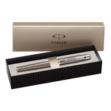 Parker IM Premium Brown Shadow CT Fountain Pen Medium  Parker Fountain Pens