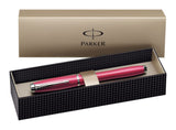 Parker Urban Fashion Pink Fountain Pen in Parker Gift Box - PensAndPencils.Net