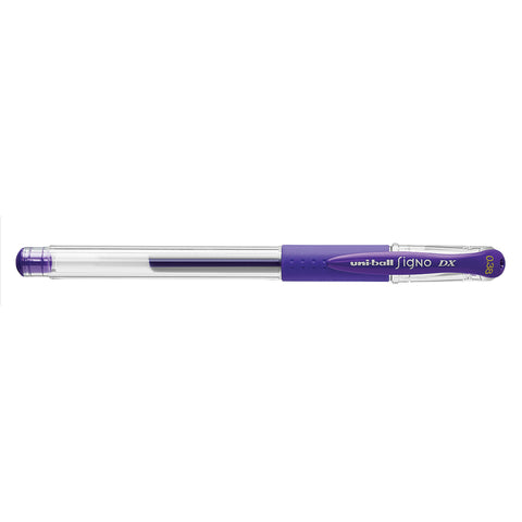 Uni Ball Signo DX 0.38 mm Purple