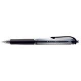 Uni Ball Signo 0.7 Gel RT Medium Black Retractable Gel Pen 65940