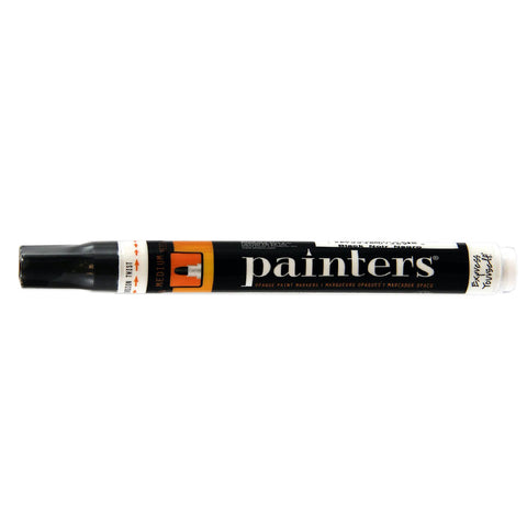 Painters Black Paint Marker, Medium  Sharpie Paint Markers