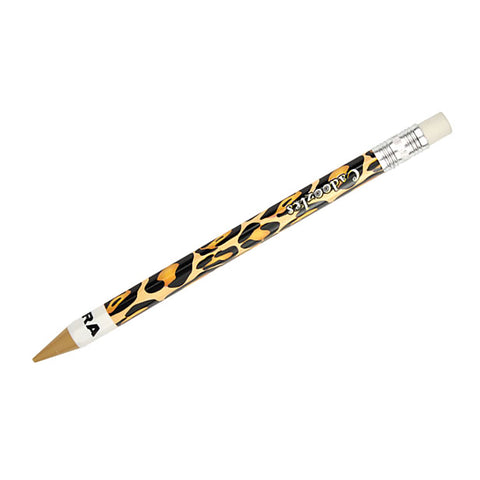 Zebra Mechanical Pencil .7mm #2 Cheetah Design  Zebra Pencil