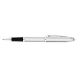 Century II Brushed Chrome Rollerball Pen, Black Ink  Cross Rollerball Pens