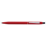 Cross Click Red Ballpoint Pen with 2 Extra Refills in Cross Gift Box  Cross Ballpoint Pen
