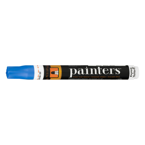 Painters Blue Paint Marker, Medium 7372