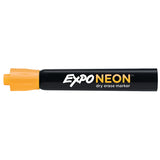 Expo neon Orange Markers