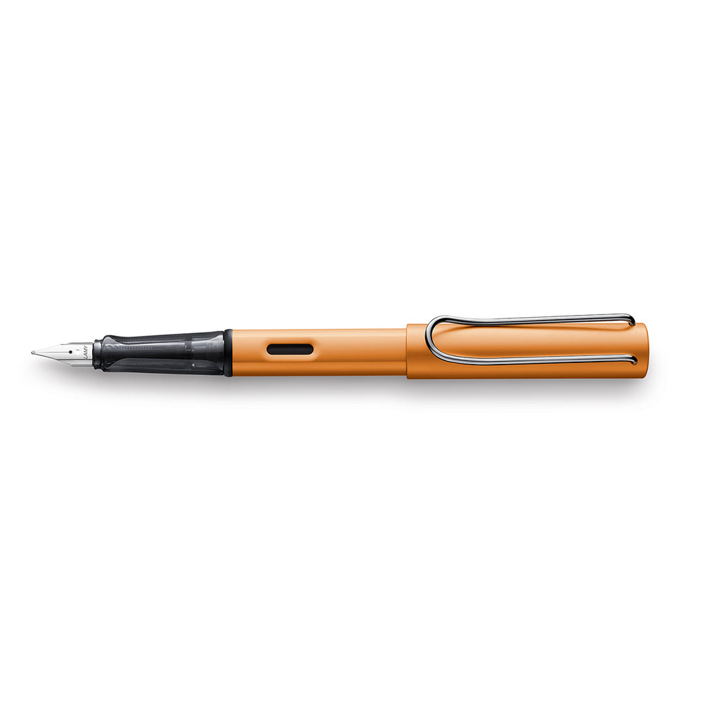Lamy Al Star Bronze Fountain Pen, Fine - Special Edition  Lamy Fountain Pens