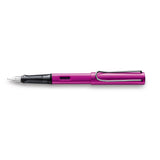 Lamy Al Star Vibrant Pink Fountain Pen Medium 099  Lamy Fountain Pens