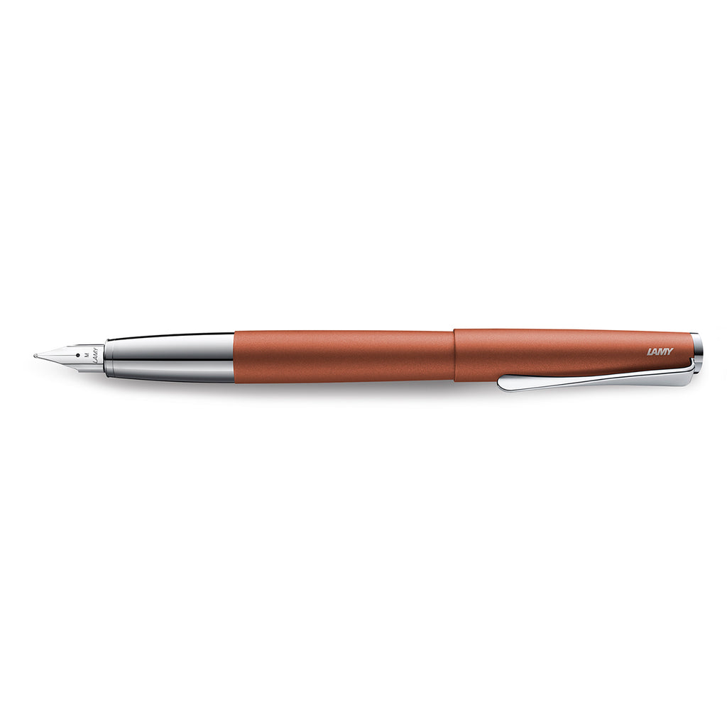 Lamy Studio Terracotta Fountain Pen, Extra Fine  Lamy Fountain Pens