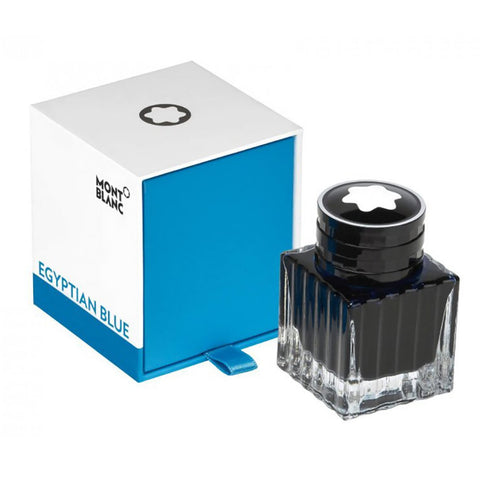 Montblanc Egyptian Blue Bottled Ink 30 ML