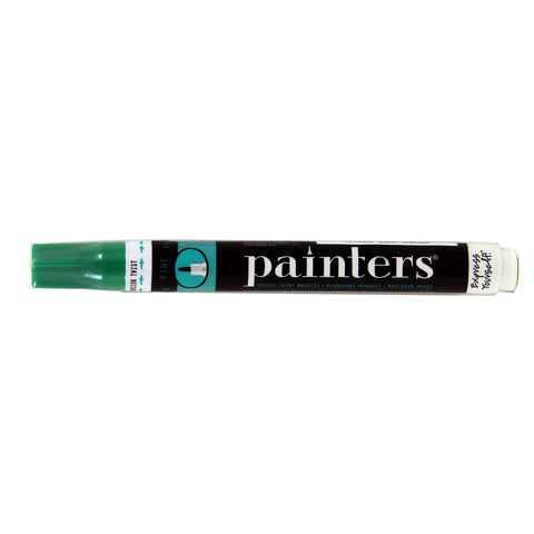Painters Green Paint Marker, Medium  Sharpie Markers