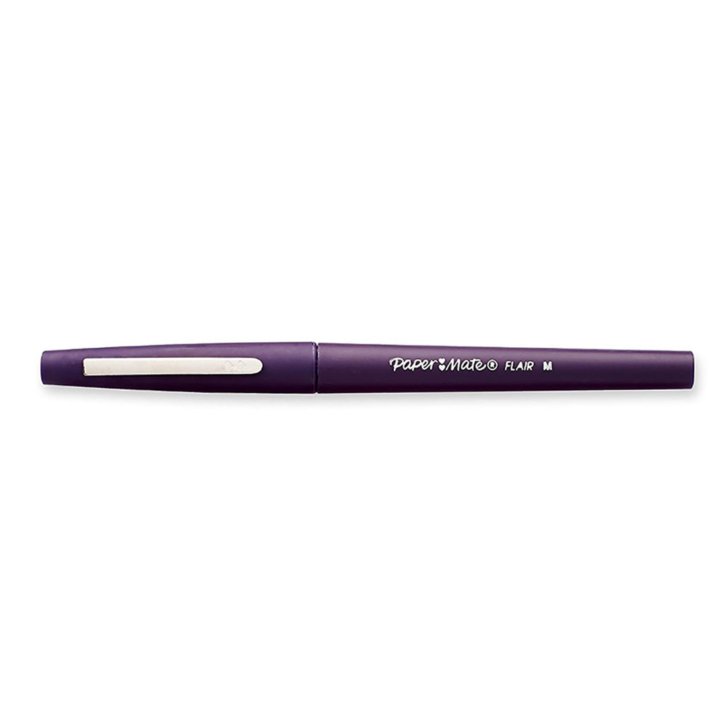 Paper Mate Flair Passion Fruit Felt Tip Pen Medium