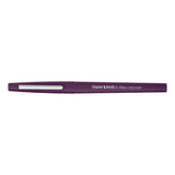 Paper Mate Flair Plum Felt Tip Pen Medium