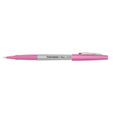 Paper Mate Flair Candy Pop Strawberry Lollipop Felt Tip Pen, Ultra Fine  Paper Mate Felt Tip Pen
