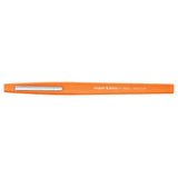 Paper Mate Flair Tangerine Orange Felt Tip Pen Medium  Paper Mate Felt Tip Pen