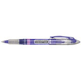 Paper Mate Liquid Flair Purple Felt Tip Pen Medium  Paper Mate Felt Tip Pen