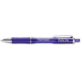 Paper Mate Profile Elite Purple Bold Point Retractable Ballpoint Pen  Paper Mate Ballpoint Pen