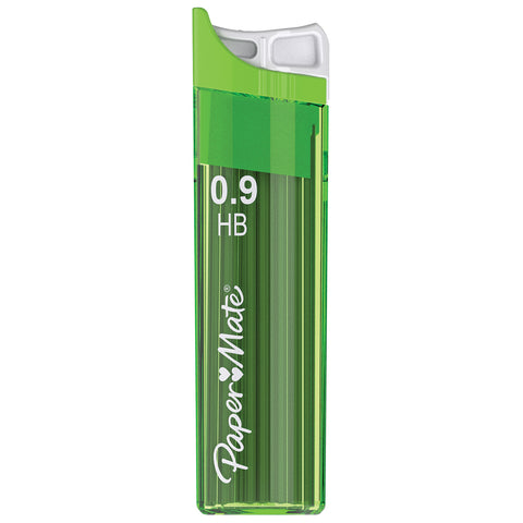 Paper Mate 0.9 mm HB #2 Mechanical Pencil Lead refills Pack of 35 Leads  Paper Mate Leads