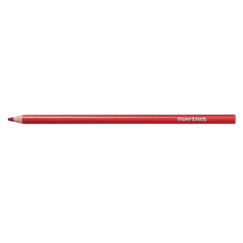Paper Mate Colored Pencil Red  Paper Mate Pencils