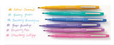 Paper Mate Flair Candy Pop Blueberry Bubblegum Felt Tip Pen Medium  Paper Mate Felt Tip Pen