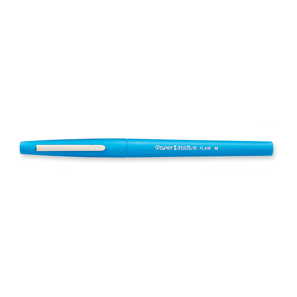 Paper Mate Flair Scuba Dive Felt Tip Pen Medium Sold Individually  Paper Mate Felt Tip Pen