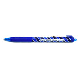 Paper Mate Inkjoy 300 RT Blue 1.0M Medium Fashion Wrap Blue Retractable Ballpoint Pens Pack of 8  Paper Mate Ballpoint Pen