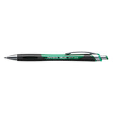 Paper Mate InkJoy 550 RT Green Retractable Ballpoint Pen Medium  Paper Mate Ballpoint Pen