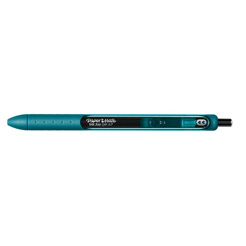 Paper Mate Inkjoy Gel Jade Medium Point 0.7 mm Retractable Gel Pen (Jade Gel Ink)  Paper Mate Gel Ink Pens