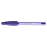 Paper Mate InkJoy Mini Purple Ink Ballpoint Pen, Capped  Paper Mate Ballpoint Pen