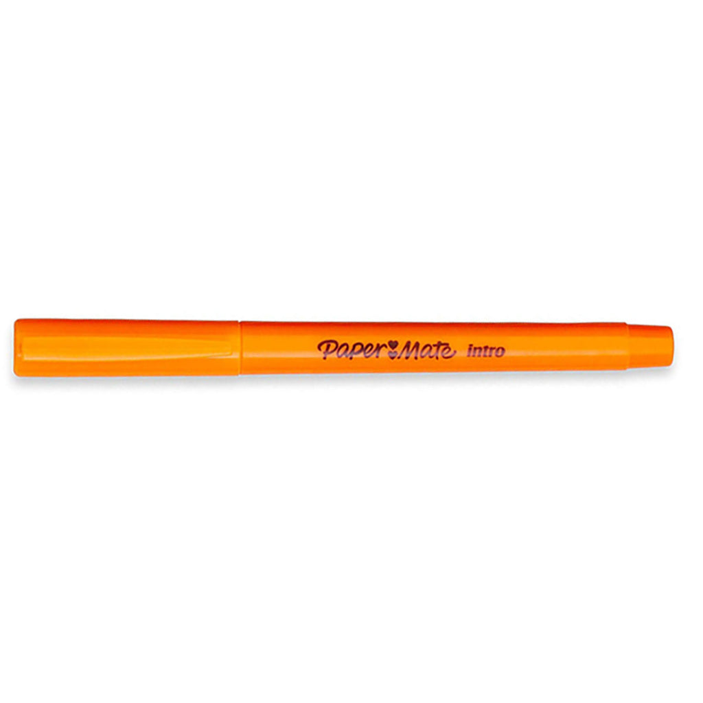 Paper Mate Intro Orange Highlighter 22706 Sold Individually  Sharpie Highlighter