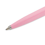 Parker Jotter Pink Ballpoint Pen With Blue Gel Ink Made in France (No Packaging)  Parker Ballpoint Pen