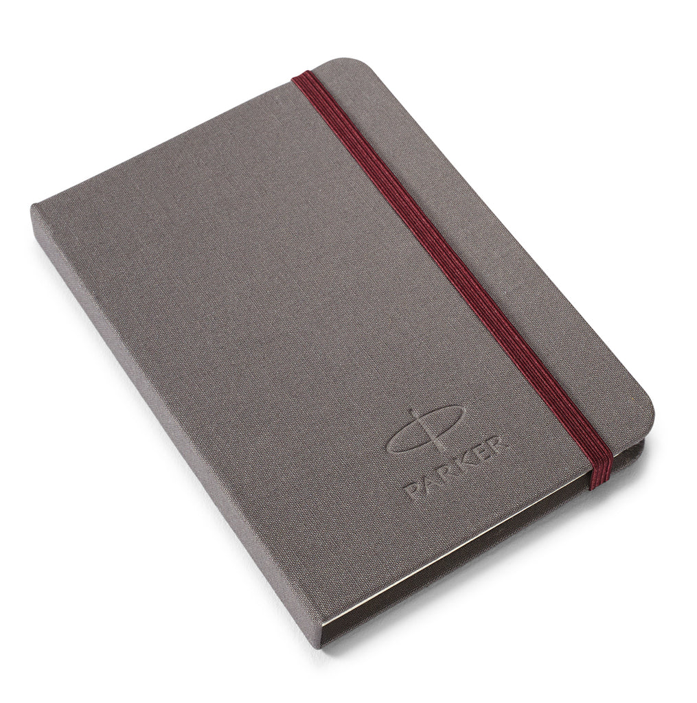 Parker Notebook,  Hardcover Lined 4 x 6  Parker Notebook