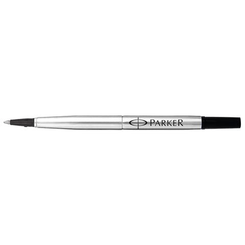 Parker Rollerball Refill Black Medium, Made in France  Montblanc Ballpoint Refills