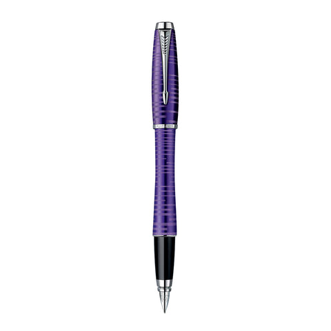 Parker Urban Amethyst Pearl Fountain Pen Fine with Parker Gift Box  Parker Fountain Pens