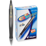 Pilot G6 Retractable Rollerball Gel Ink Pen Black Fine, Dozen  Pilot Rollerball Pens