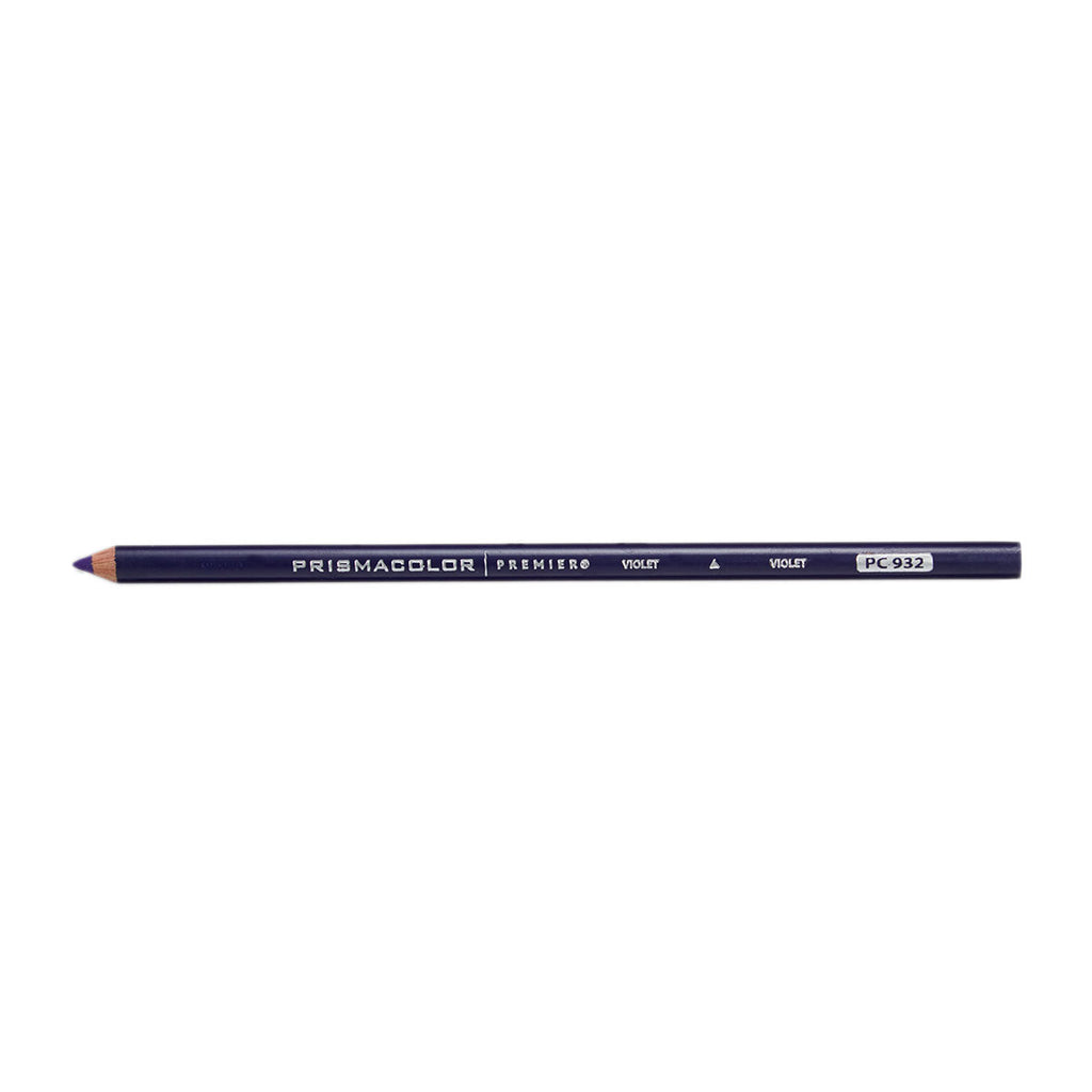 Prismacolor Premier Soft Core Colored Pencil, Violet  PC 932