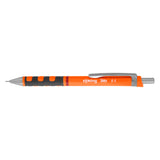 Rotring Tikky Neon Orange 0.5MM Mechanical Pencil, Black Lead  Rotring Pencils