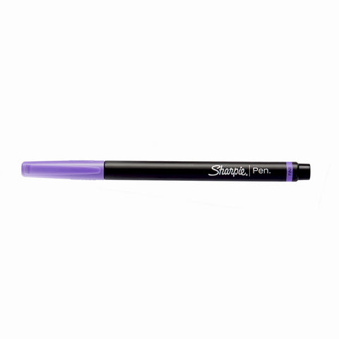 sharpie purple pen