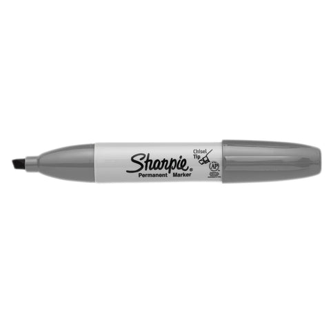 Sharpie Chisel Tip Slate Grey Permanent Marker 1927296 Sold Individually