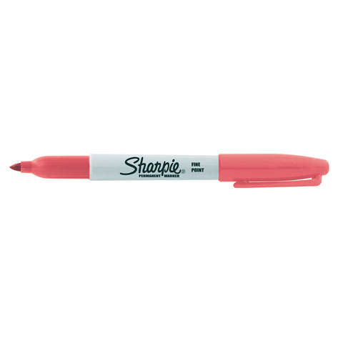 Sharpie Cosmic Solar Flare Red, Fine Point Permanent Marker