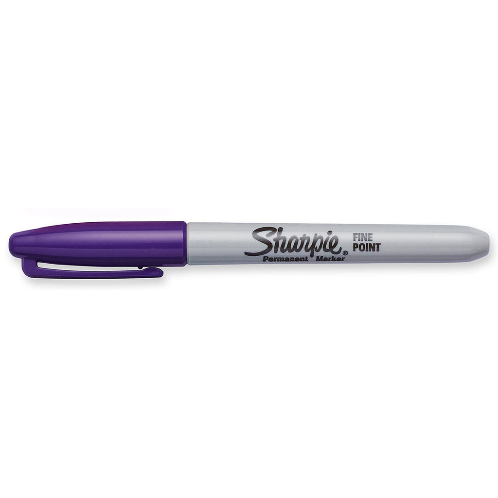 Sharpie Limited Edition 80's Glam Valley Girl Violet Fine Point Permanent Marker