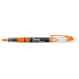 Sharpie Liquid Highlighter Orange Narrow Chisel Tip  Sharpie Highlighter