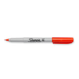 Sharpie Electro Pop Optic Orange Limited Edition Ultra Fine Point Permanent Marker  Sharpie Markers