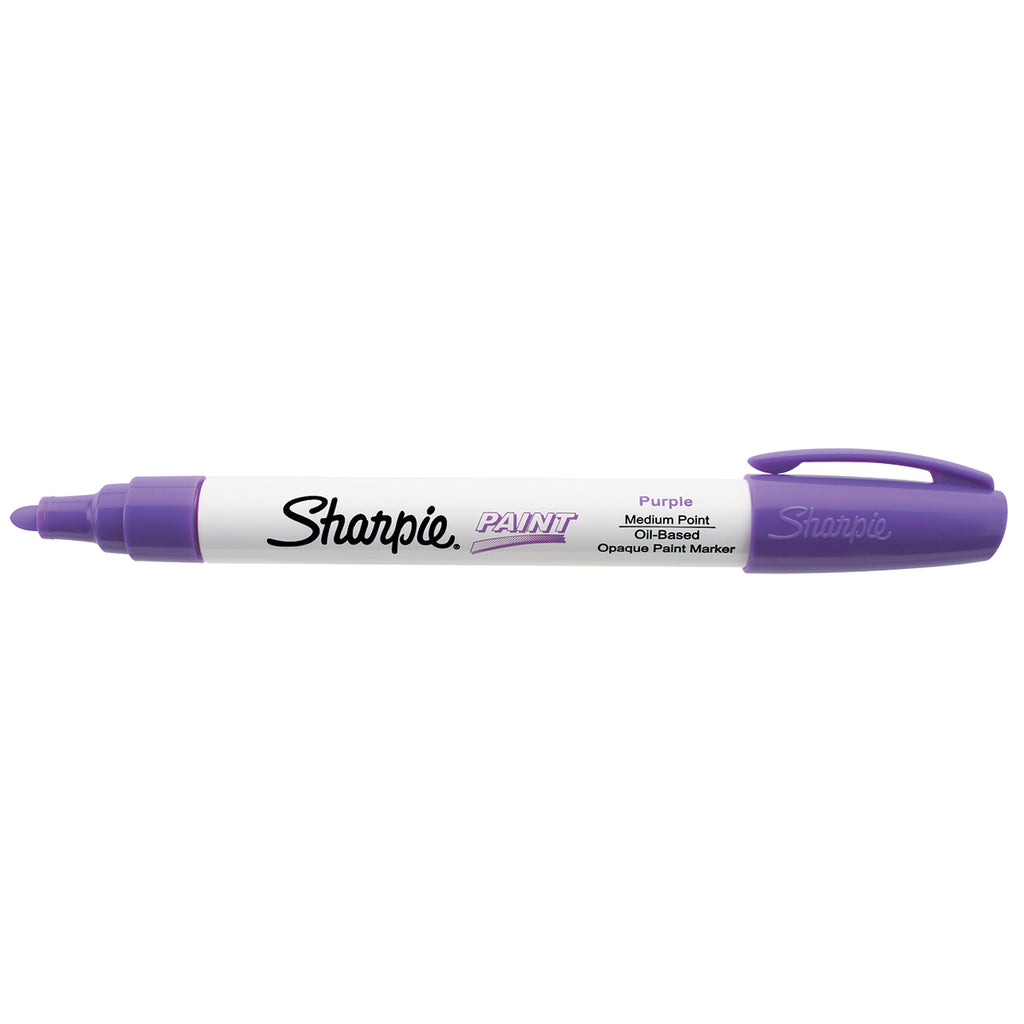 Sharpie Ultra Fine Point Permanent Marker Open Stock-Purple