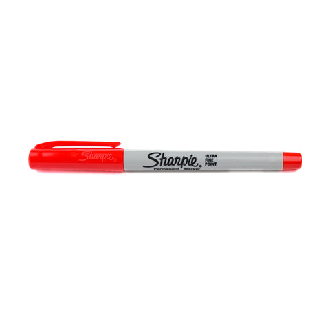 Sharpie Racey Red Limited Edition Color Burst Permanent Marker