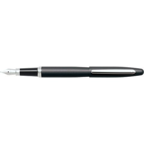 Sheaffer VFM Matte Black Fountain Pen Medium Nib  Sheaffer Fountain Pens
